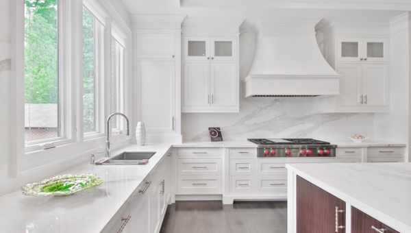 White Quartz Countertops - A Rising Modern Trend In 2021